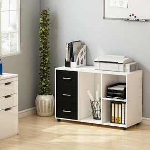 Phoenix 3 Drawer Lateral Filing Cabinet