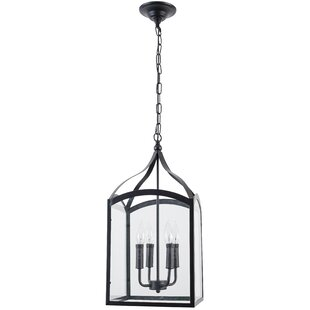 Light Society 4-Light Foyer Pendant