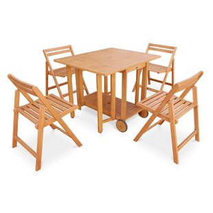 Dampier 4 Seater Dining Set By Sol 72 Outdoor