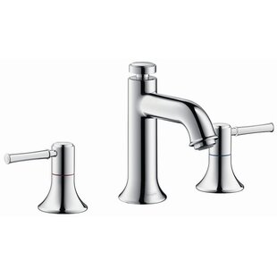 Top Talis C Two Handles Widespread Standard Bathroom Faucet By Hansgrohe