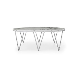 Swansea Coffee Table by Everly Quinn 2019 Sale