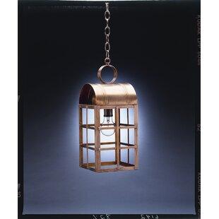 Gilmore 1-Light Outdoor Hanging Lantern by Alcott Hill