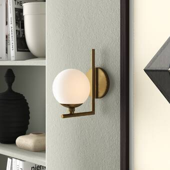 Ginger Quattro Down 2 Light Armed Sconce Perigold