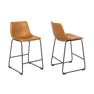 Reviews Saltville 26'' Bar Stool (Set of 2) by Ivy Bronx Reviews (2019) & Buyer's Guide