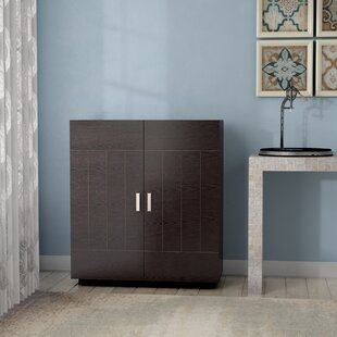 Kahn Bar Cabinet by World Menagerie Great Reviews