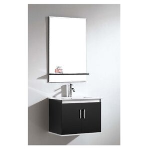 Bathroom Mirrors With Shelf shelf or drawer mirrors you'll love | wayfair