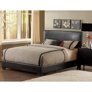 Ebern Designs Gus Queen Upholstered Panel Bed