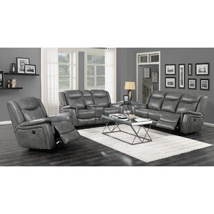 Nickelson Motion Reclining Loveseat by Red Barrel Studio