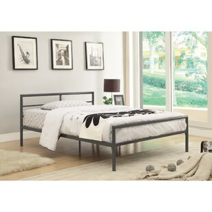 Abasi Platform Bed by Mack & Milo