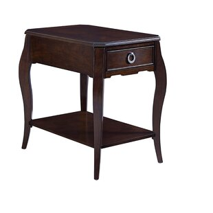 Pack Traditional End Table with Storage