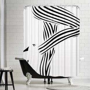 Lage Woman 1 Single Shower Curtain