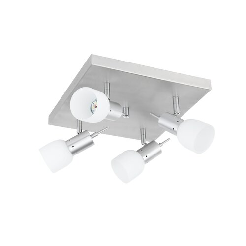 Laverne 4 Light Ceiling Spotlight Ebern Designs
