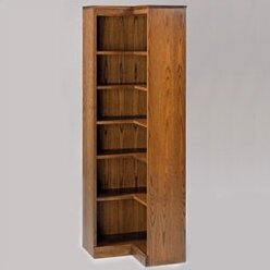 200 Signature Series Inside Corner Bookcase