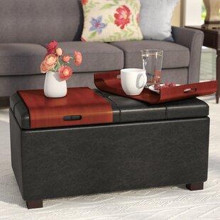 Marvelous Buy The Claudine Tufted Storage Ottoman By Alcott Hill Best Uwap Interior Chair Design Uwaporg