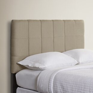 Great choice Muni Upholstered Panel Headboard by Mercer41