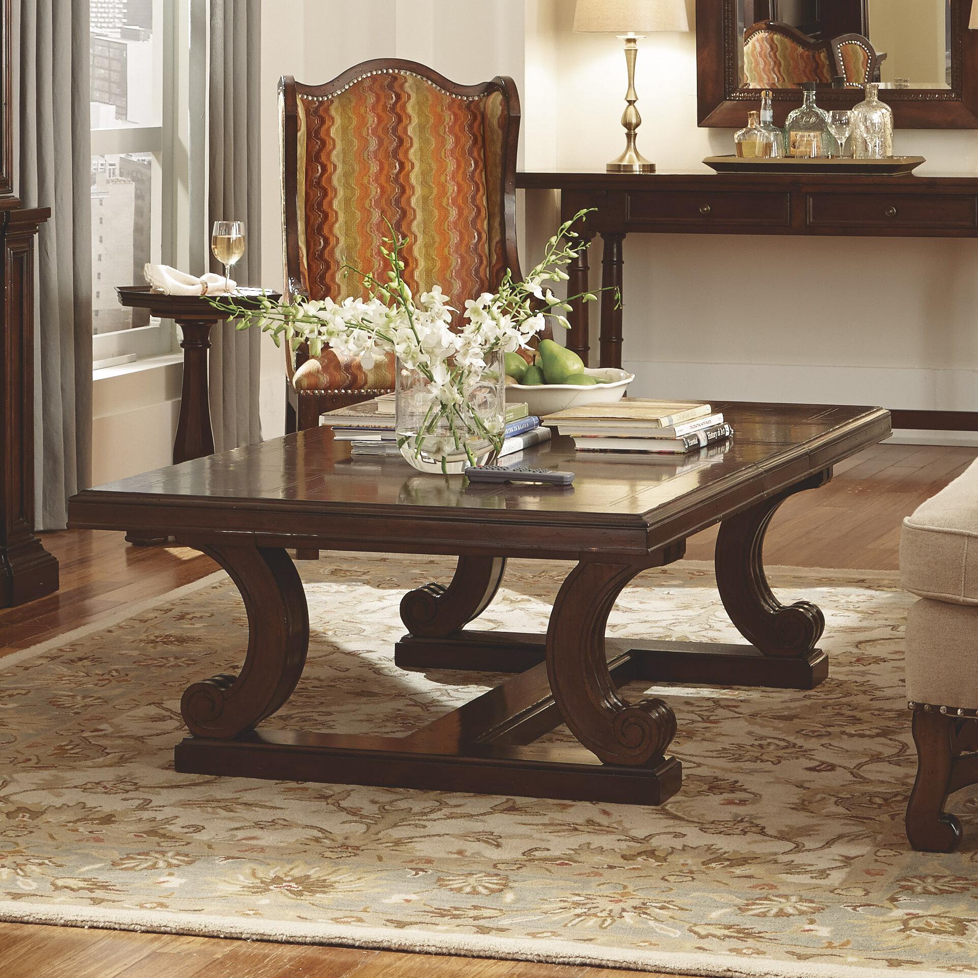 Astoria Grand Creeve Extendable Coffee Table | Wayfair
