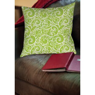 Sandefur Pattern Printed Throw Pillow