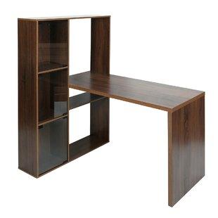 Abagael L-Shape Desk By 17 Stories