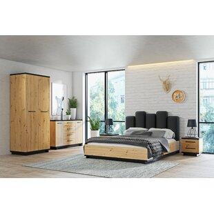 Baynes 5 Piece Bedroom Set By Ebern Designs