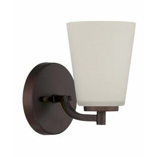 Woosley Vanity Armed Sconce by Winston Porter