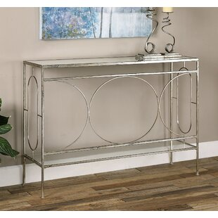 House of Hampton Barajas Console Table