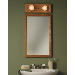 Read Reviews Grant 16.25 x 26.25 Recessed Medicine Cabinet By Jensen