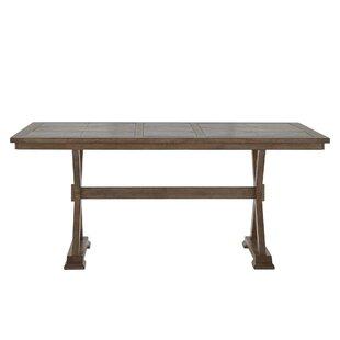 Gertz Trestle Base Dining Table