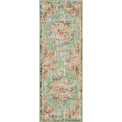 4 6 Runner Orange Area Rugs You Ll Love In 2020 Wayfair