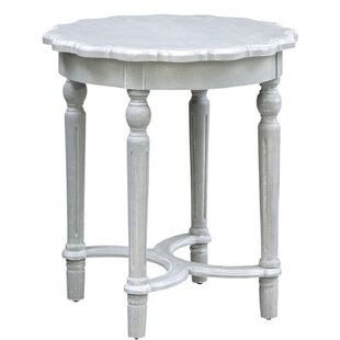 Maegan End Table by One Allium Way