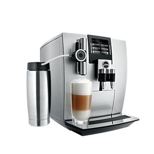 J90 One Touch TFT Super-Automatic Espresso Machine