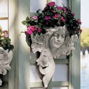 Le Printemps And Le Etoile French Greenmen Wall Decor