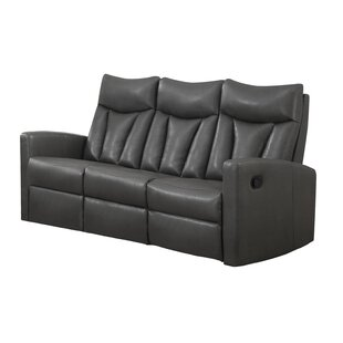 Best Reclining Sofa By Monarch Specialties Inc. Sofas U0026 Loveseats