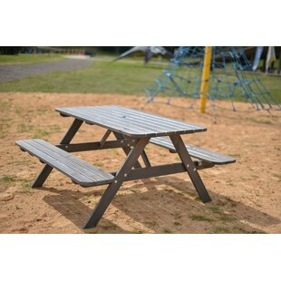 Olgrah Wooden Picnic Benches By Sol 72 Outdoor