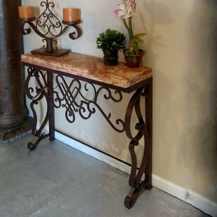 Slate Stone Console Tables Free Shipping Over 35 Wayfair