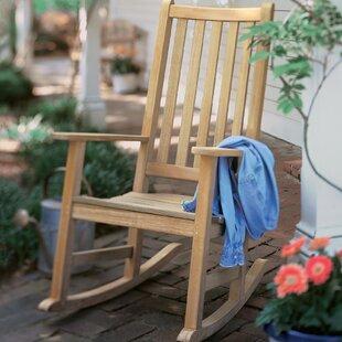Beachcrest Home Mynatt Rocking Chair
