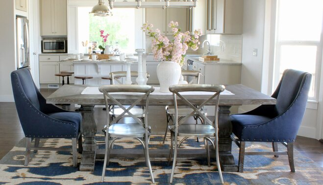 popular dining table styles - Dining Room Styles