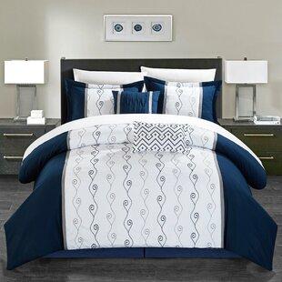 Pedersen 6 Piece Comforter Set