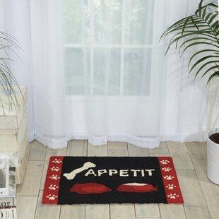 Bardolph Hand-Tufted Doormat by Red Barrel Studio
