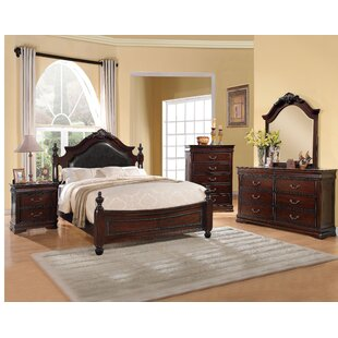 Weyer Panel Wood Configurable Bedroom Set by Fleur De Lis Living