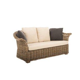 Highland Dunes Io Loveseat with Cushions