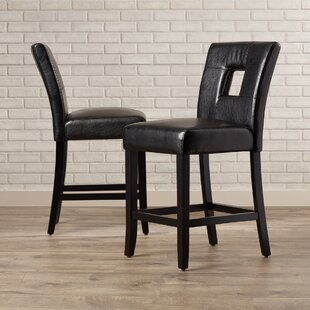 Wickliffe Side Chair (Set of 2) Wrought Studio