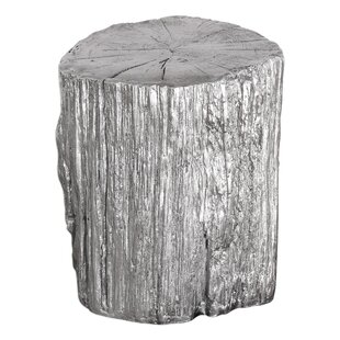 Orianna Tree Stump Stool