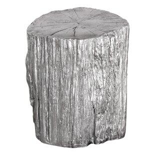 Orianna Tree Stump Stool