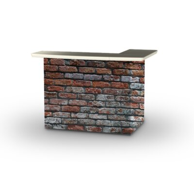 London Brick Home Bar by Best of Times Spacial Price