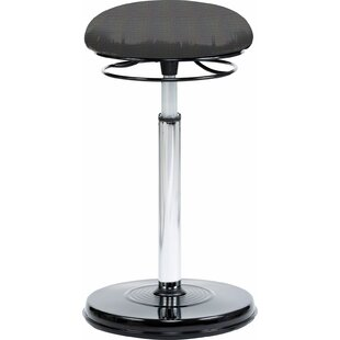 Executive Plus Hi-Rise Height Adjustable Office Stool