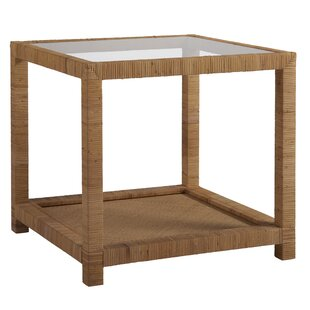 Eveleth End Table by Highland Dunes