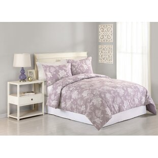 Laurel and Mayfair Heirloom Henrietta 3 Piece Comforter Set