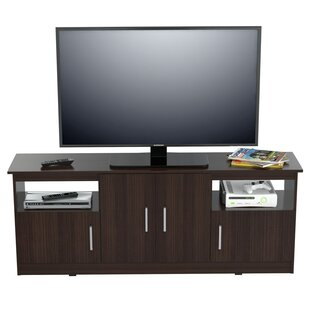 Cable Engineered Wood TV Stand for TVs up to 60