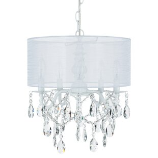 House of Hampton Alida 5-Light Chandelier