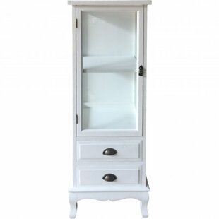 Mr. MJs Wood/Glass China Cabinet